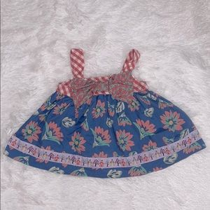 Matilda Jane Girls Size 6 - 12 Months Sundress